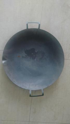 Disco de arado/churrasqueira