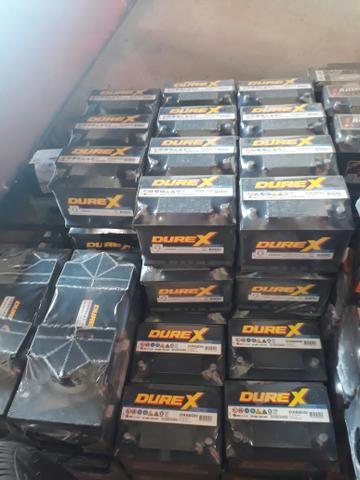 Bateria durex 60 amps a base de troca