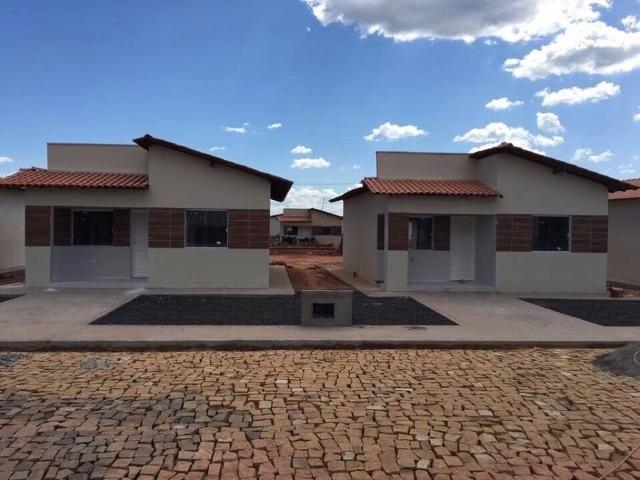 Casas em Denerval Lobão - Pi