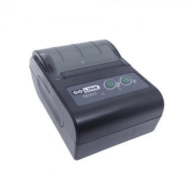 Mini Impressora térmica Bluetooth 58mm