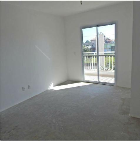 Apartamento com 3 dorms, 1 suite e 2 vagas de garagem no ABC - Foto 7