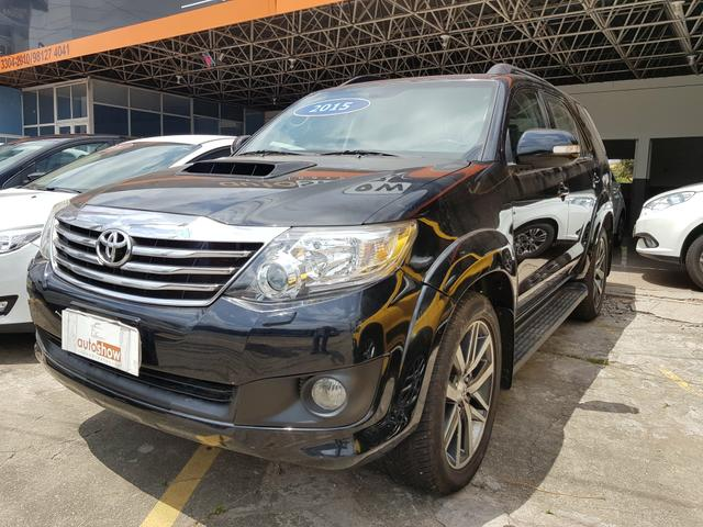 Toyota Hilux SW4 3.0 SRV 2015 7 Lugares