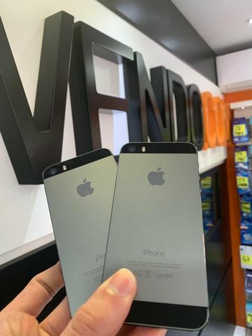 ?Celular IPhone 5S 16gb (semi-novo)