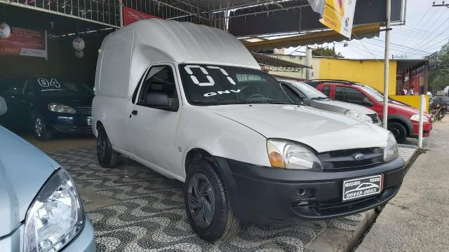 Ford Courier box 2007 1.6 gnv - 12.900 - Foto 3
