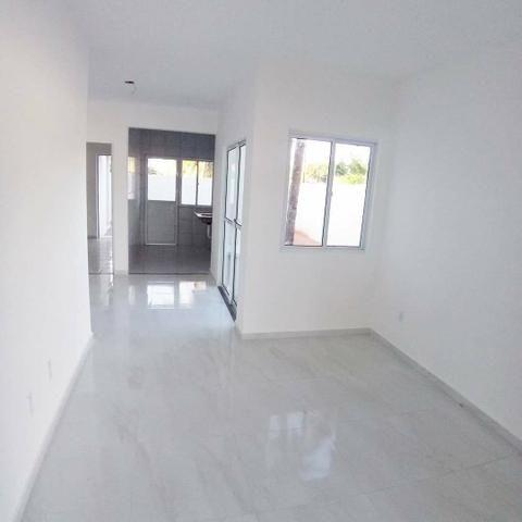 Grande lançamento no Eusébio casas planas 3 quartos - Foto 8