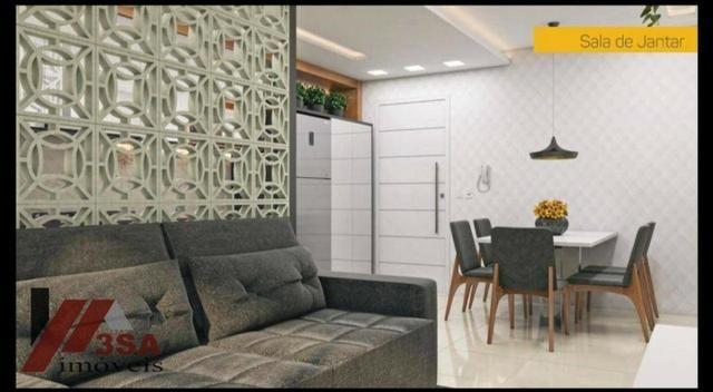 AP0186 Apto com 2 dorm.; 60 m², Bairro São Vicente - Itajaí/SC - Foto 9