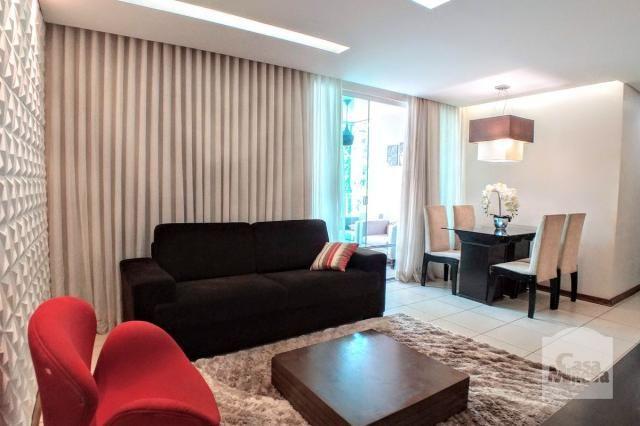 Apartamento à venda com 3 dormitórios em Buritis, Belo horizonte cod:258333 - Foto 3