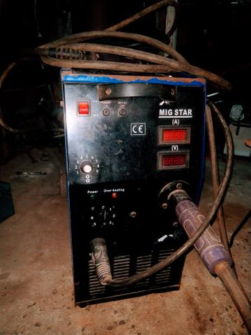 Máquina de solda mig 250 A - Foto 2