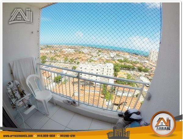Vendo Apartamento no Bairro Jacarecanga Vista para o Mar - Foto 13