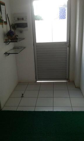 Excelente ap J.Atlantico,seminovo,estrutural,rua calçada,portão eletrônico,armários,suíte - Foto 4