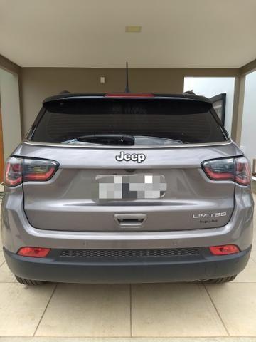 Jeep Compass Limited 9 mil km financio
