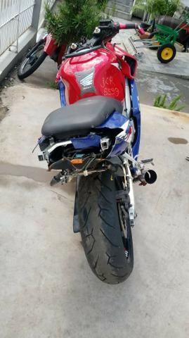 Moto Para Retirada De Peças/sucata Honda Cbr 600 F Ano 2001 - Foto 5