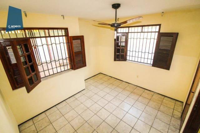 Casa com 3 dormitórios para alugar, 300 m² por R$ 2.000/mês - Cidade dos Funcionários - Fo - Foto 6