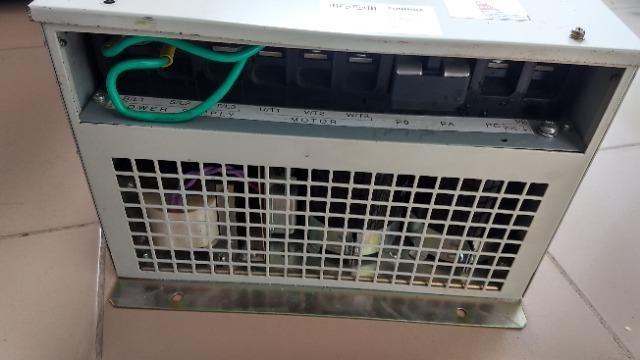 Inversor De Frequência Toshiba Vfp7 4300p/60A/46KVA/48CV - Foto 2