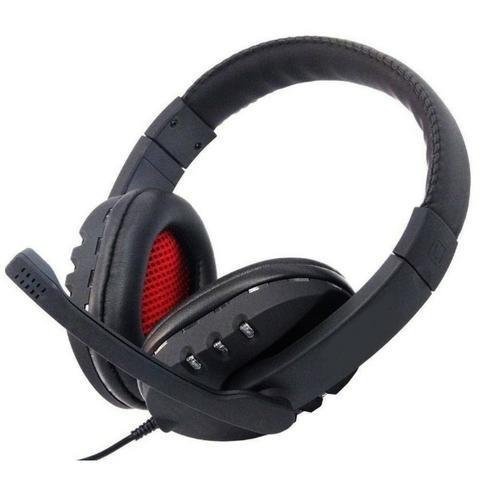 Fone Headset Headphone Gamer Ec-9700 Ecooda Usb 7.1 Stereo Microfone Volume Led - Foto 4