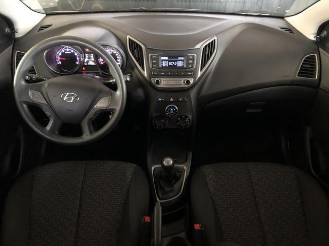 Hyundai HB20 1.0 Comfort Plus 16/17, Manual, Completo, Preto, Carro Extra 38000km - Foto 5