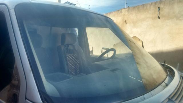 Para-brisa da Eurovan e lanternas - Foto 2
