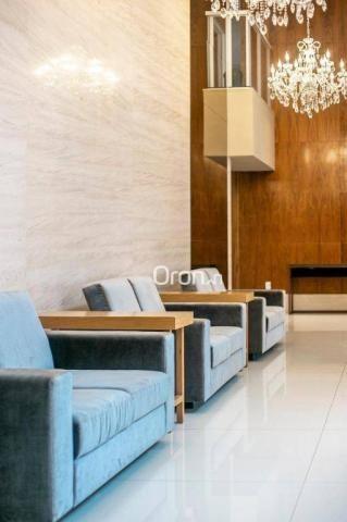 Apartamento com 4 dormitórios à venda, 271 m² por r$ 2.213.000,00 - jardim goiás - goiânia - Foto 4