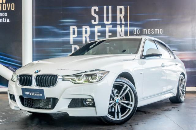 Bmw 320i 2.0 M Sport Gp 16v Turbo Active Flex 4p Autom 2017