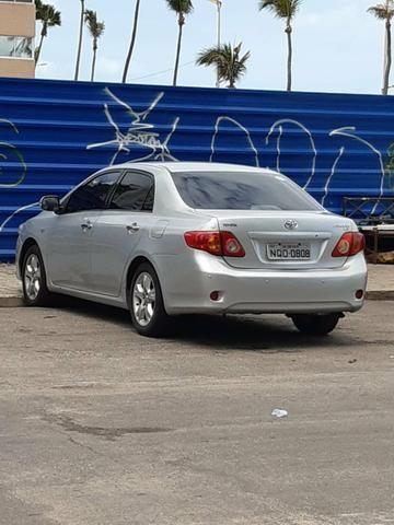 Corolla 09/10 XEI com GNV + parcelas