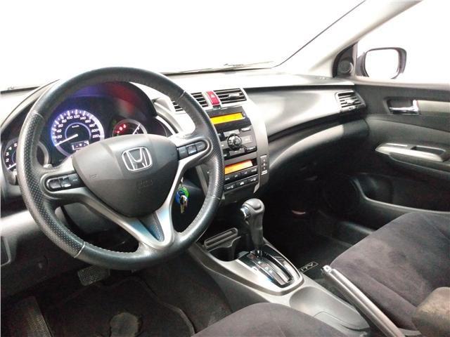 Honda City 1.5 ex 16v flex 4p automático - Foto 8