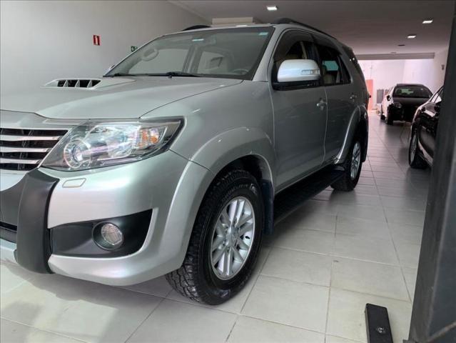 Toyota Hilux Sw4 3.0 Srv 4x4 7 Lugares 16v Turbo i - Foto 5