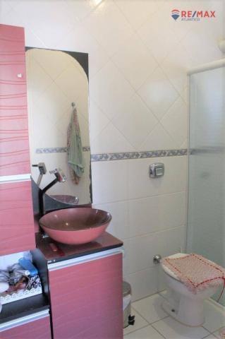 Casa com piscina e 2 dormitórios à venda centro - navegantes/sc - Foto 9