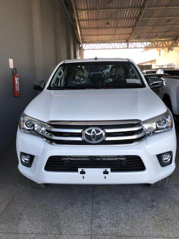 Toyota hilux 2.8 srx 4x4 cd 16v diesel 4p automático 2018 - Foto 2