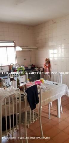 Casa para locação em presidente prudente, monte alto, 2 dormitórios, 1 banheiro, 1 vaga - Foto 3