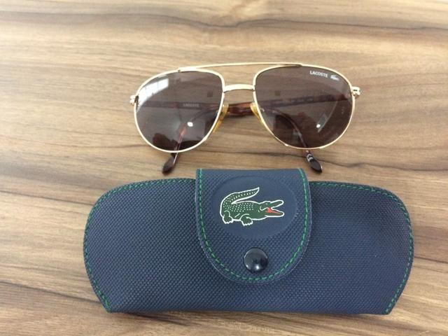 12405101dfc70 Óculos Aviador Lacoste  -Original - - Bijouterias, relógios e ...