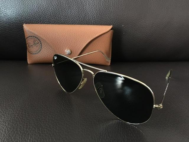 Óculos de Sol Ray Ban RB3025 - Bijouterias, relógios e acessórios ... cc907c0d0aa3
