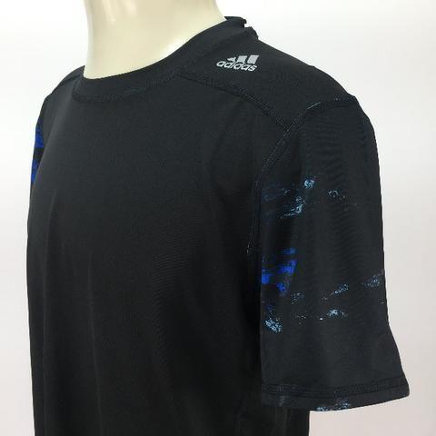 091 Camisa Camiseta Adidas Techfit Climalite FPS 50+ Solar Compressão  Térmica G Crossfit 87c6890cbce0f