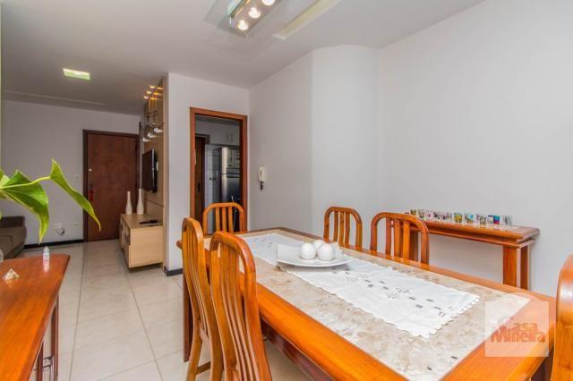 Apartamento à venda com 3 dormitórios em Monsenhor messias, Belo horizonte cod:241189