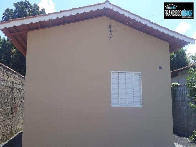 Casa em Santa Bárbara de Goiás, Construção Nova num lote inteiro de 250 m². Perto do Lago - Foto 18