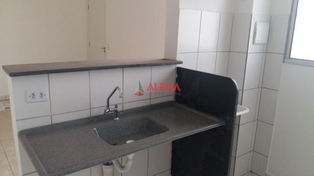 Apartamento à venda com 2 dormitórios em Nova baden, Betim cod:6989 - Foto 4