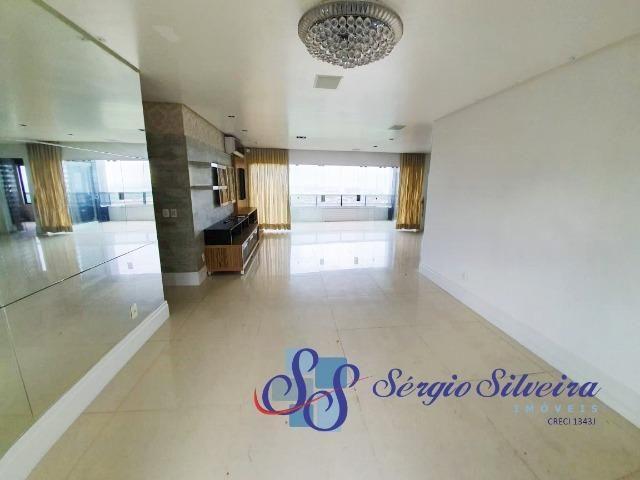 Nautilus Apartamento no Cocó alto padrão lazer completo com móveis projetados 4 suítes - Foto 3