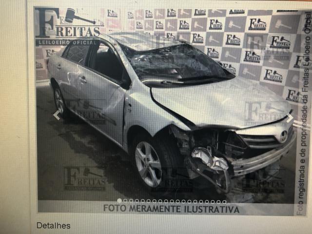 Sucata Corolla 2012 - Foto 6