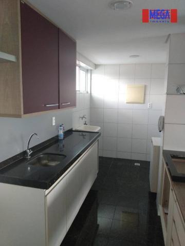 Apartamento com 3 dormitórios à venda, 100 m² por R$ 450.000,00 - Lagoa Seca - Juazeiro do - Foto 7