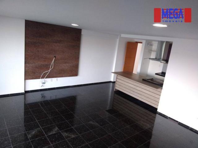 Apartamento com 3 dormitórios à venda, 100 m² por R$ 450.000,00 - Lagoa Seca - Juazeiro do - Foto 5