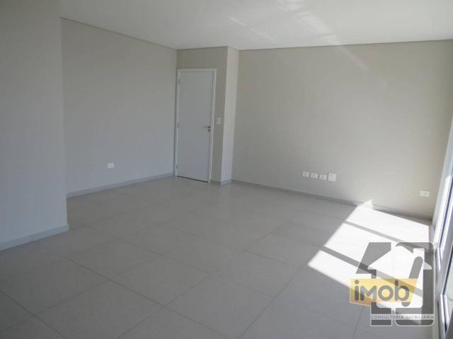 Apartamento com 3 dormitórios para alugar, 101 m² por R$ 2.500,00/mês - Residencial Omoiru - Foto 6