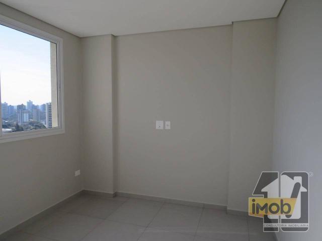 Apartamento com 3 dormitórios para alugar, 101 m² por R$ 2.500,00/mês - Residencial Omoiru - Foto 15