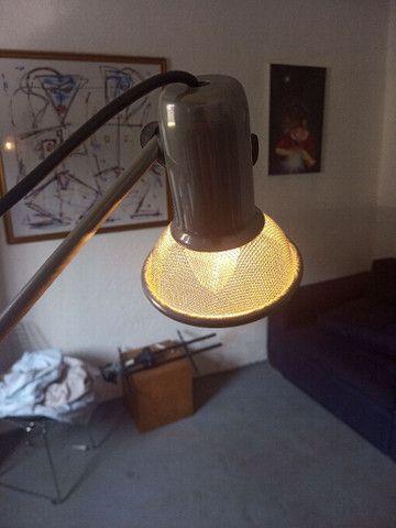 Luminária De Piso 100% Ajustável - Para Projetos