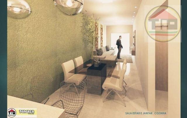 Casa com 3 dormitórios à venda, 115 m² por R$ 310.000,00 - Belo Horizonte - Marabá/PA - Foto 6