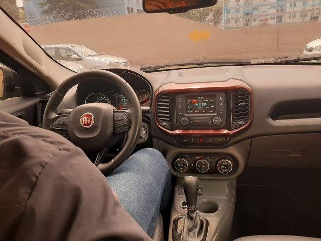 Fiat Toro 1.8 Flex/GNV. C/Entrada+48x1.299 fixas - Foto 7