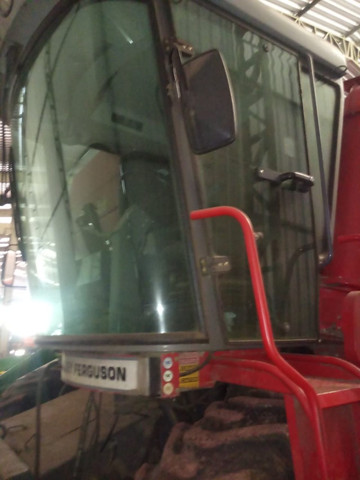 Massey Ferguson   5650   Colheitadeira Agrícola Usada
