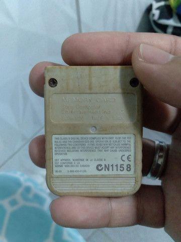 Memory Card Ps1 original - Foto 2