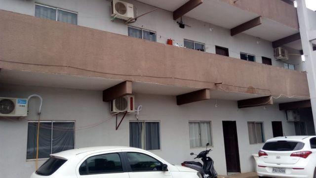 Alugo 5 apartamentos com 2 quartos no mesmo prédio,com garagem,belo horizonte