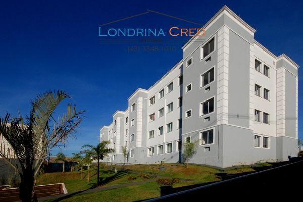 Apartamento para Venda em Londrina, Paraíso, 2 dormitórios - Foto 2
