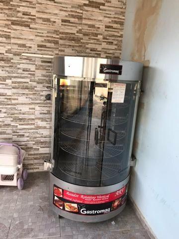 Assadeira vertical gastromac - Foto 2