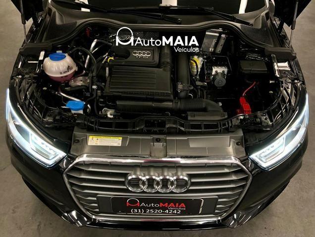 Audi A1 Sportback Attraction 1.4 TFSi com Bancos de Couro Top!!! - Foto 13